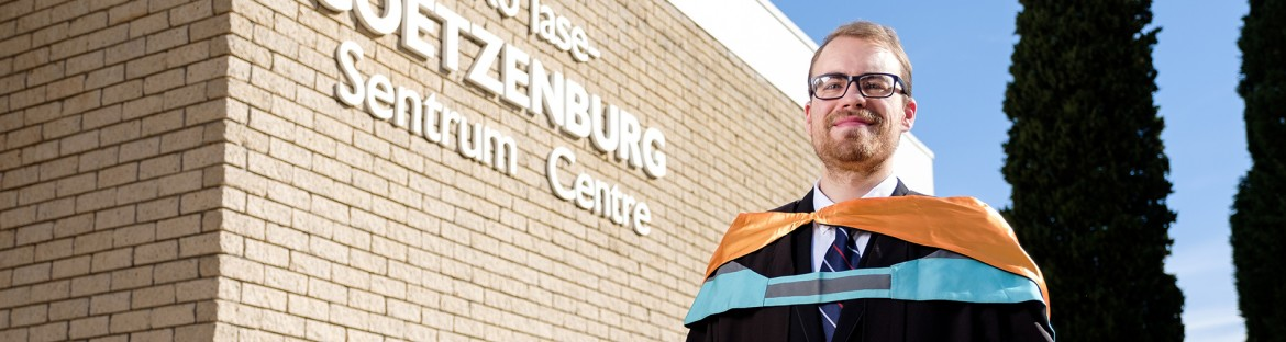 Process Engineering student graduates after battling brain tumour